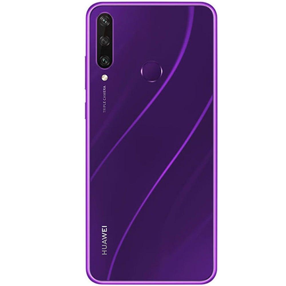 Huawei Y6P Dual SIM 3GB RAM 64GB 4G LTE-Phantom Purple