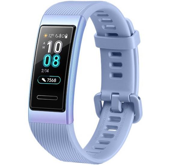 Huawei Band 3 Smart Watch, Blue