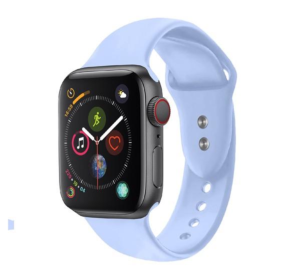 Promate Oryx-42ML Smart Watch Sport Band, Light-Blue