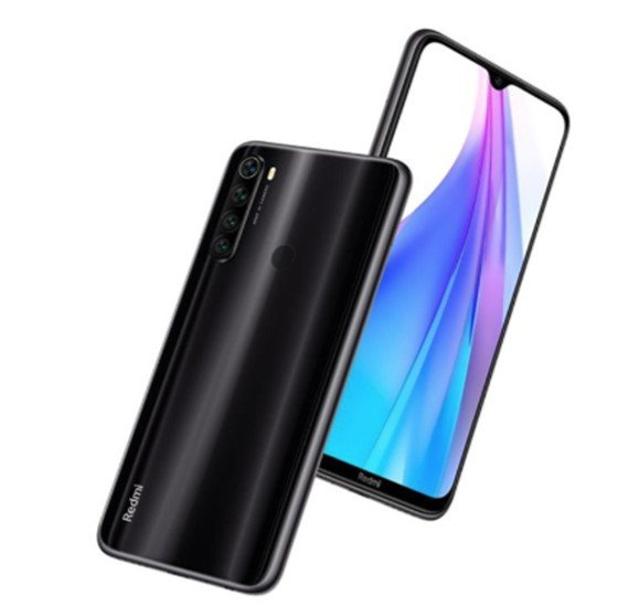 Xiaomi Redmi Note 8T Dual SIM 4GB RAM 64GB 4G LTE-Moonshadow Grey