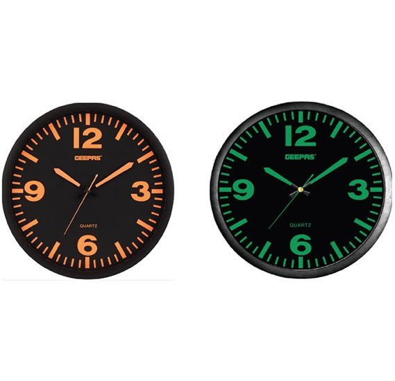Geepas Wall Clock - GWC4812