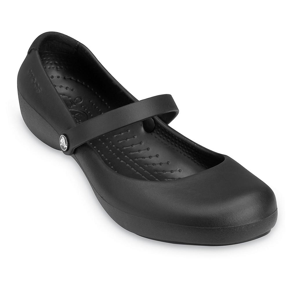 Crocs Womens Clogs Pump Shoes Alice Work, Size 36