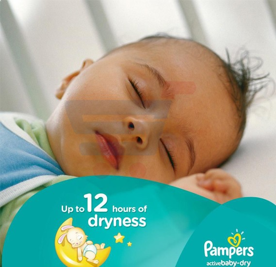 Pampers Active Baby Mini King Kong 15+Kg, 36 Count(1x36pcs)