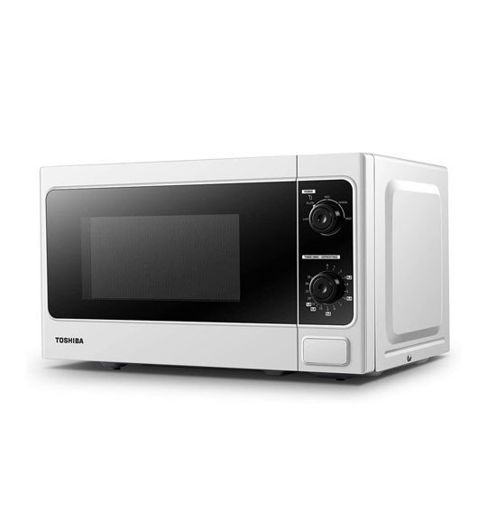 Toshiba Microwave Oven 20 Liters, MW-MM20P(WH)