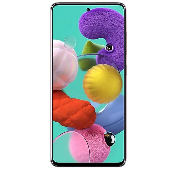 Samsung Galaxy A51 Dual SIM 6GB RAM 128GB 4G LTE-Pink