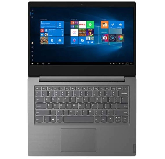 Lenovo V15 Notebook with 15.6 inch Display, Intel I5 1035G1 Processor, 4GB RAM, 1TB HDD, DOS, Gray