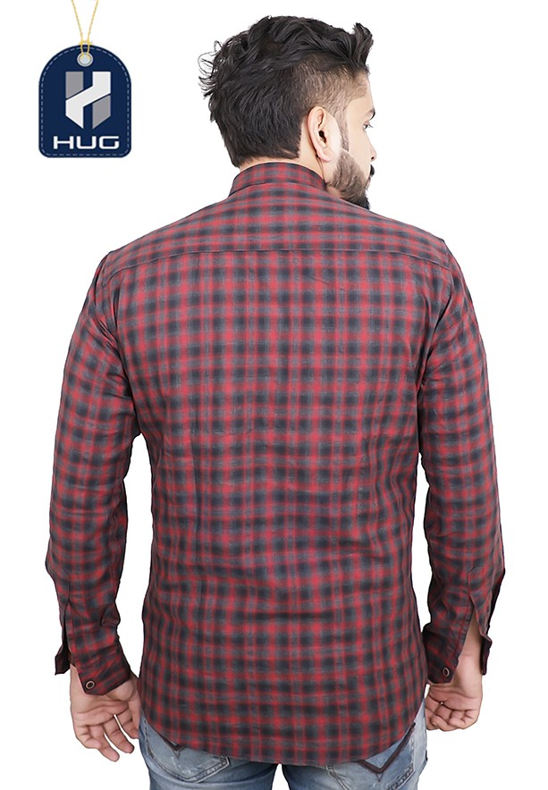 HUG Mens Casual Shirts Size M - MCR0101