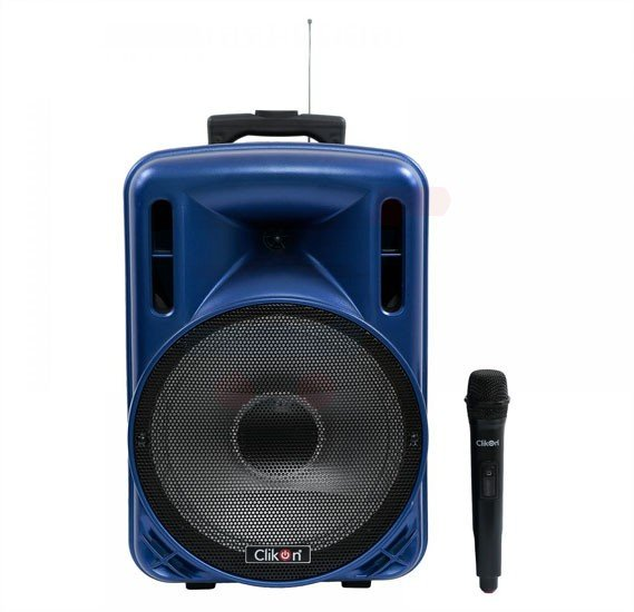 Clikon Portable Trolley Speaker - CK814