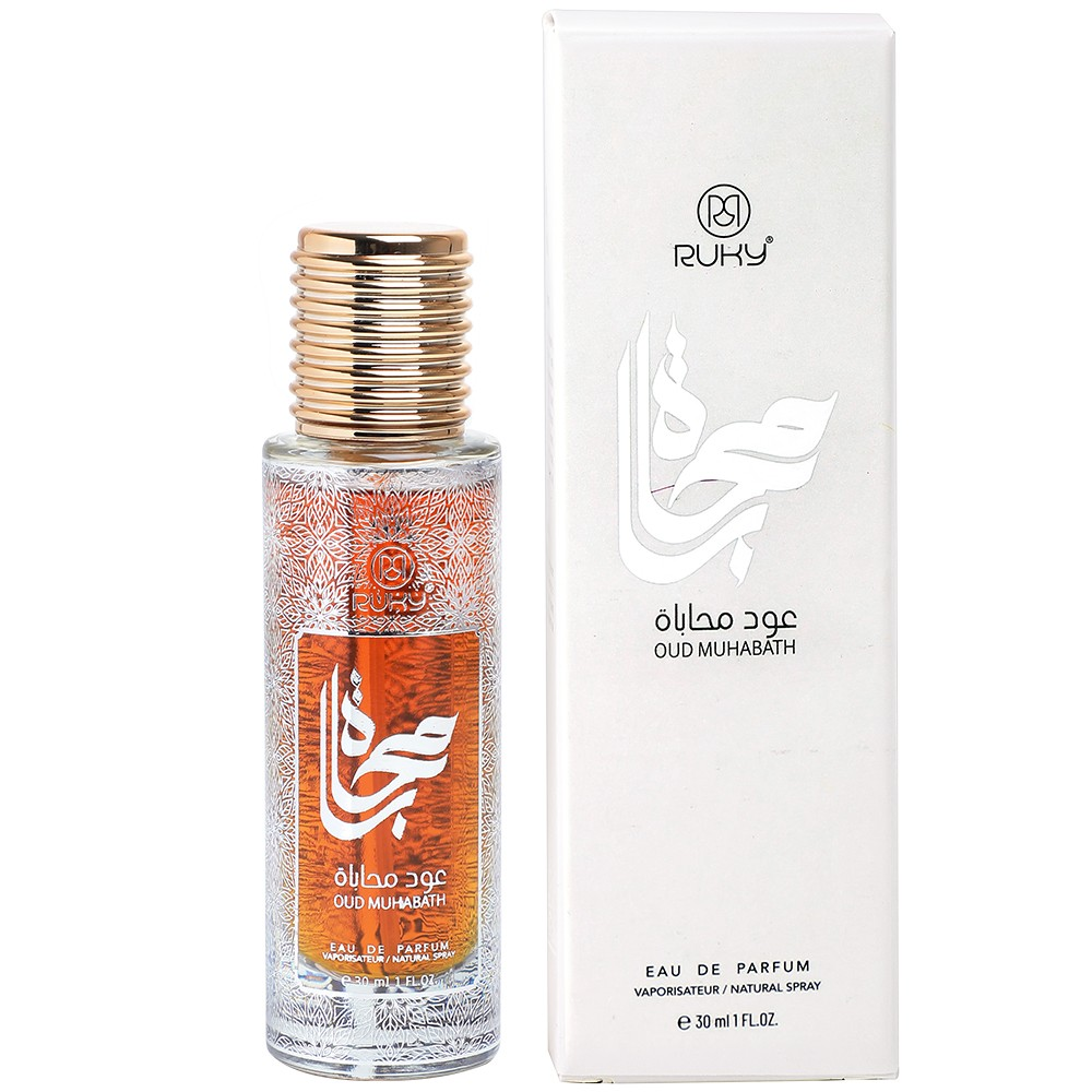 Ruky Oud Muhabath Eau De Perfume 30ml