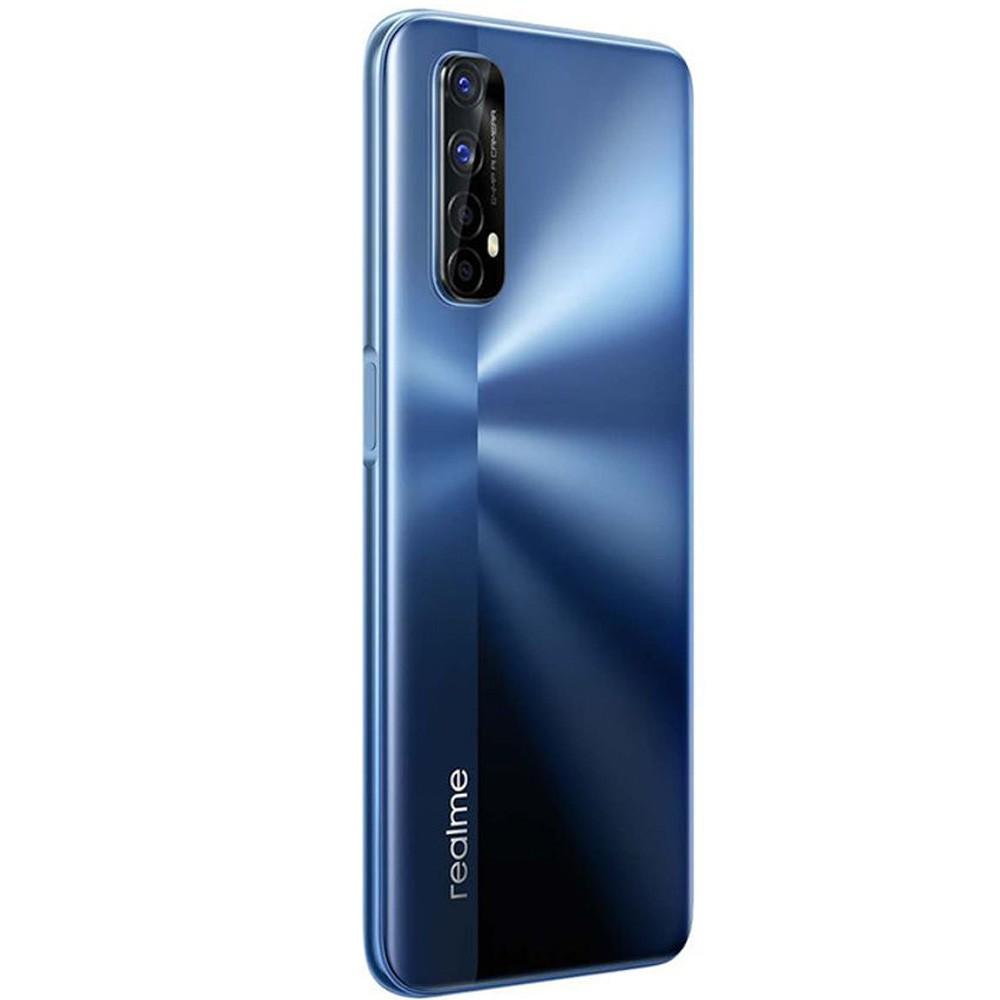 Realme 7 Dual SIM, 8GB RAM 128GB Storage, 4G LTE, Mist Blue