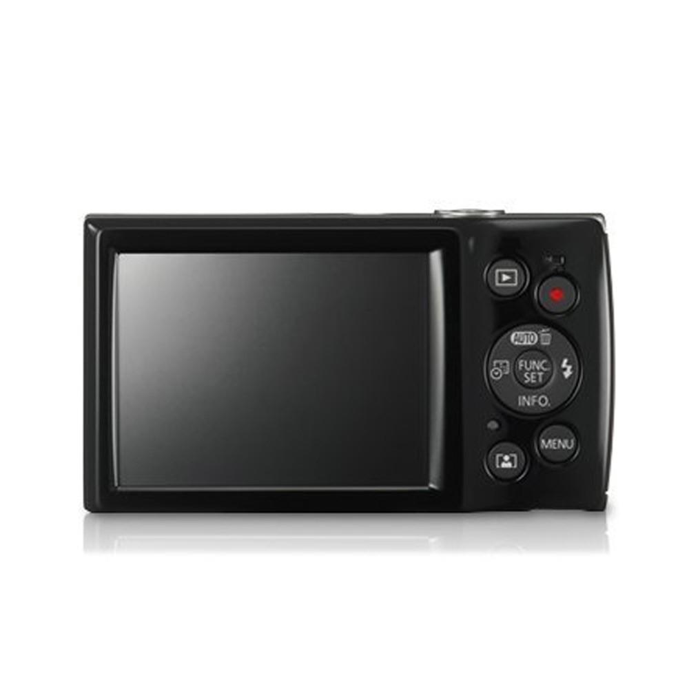 Canon IXUS 185 Point And Shoot Camera 20MP 8x Zoom Black
