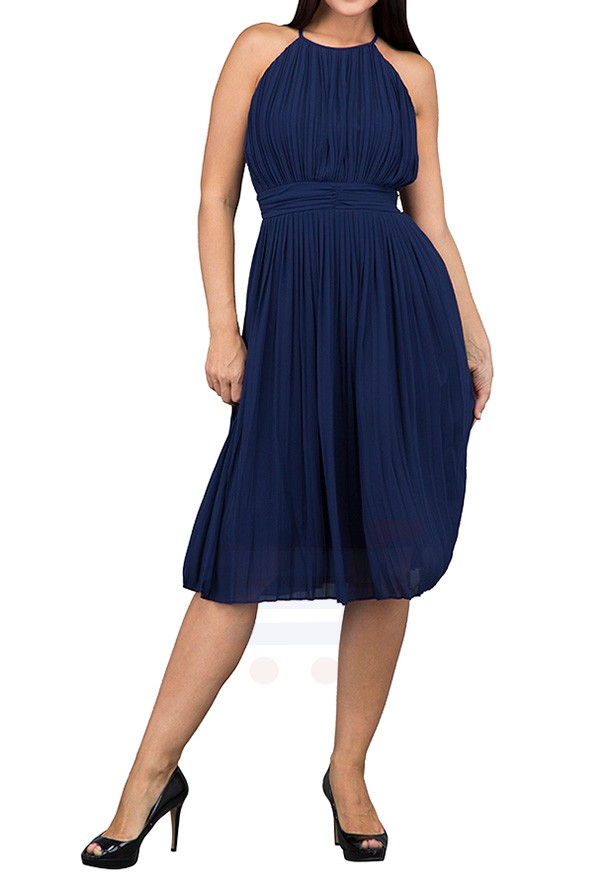 TFNC London Serene Midi Casual Navy - CTT 40870 - L