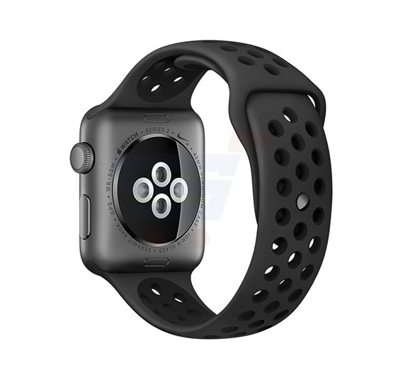 Apple Series 2 42MM MQ182 Nike And Sport Band Black