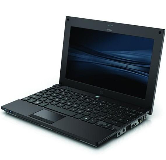 HP Mini 5101 Laptop, 10.1 inch Display, Intel Atom, 2GB RAM, 250GB HDD Win7, Refurbished