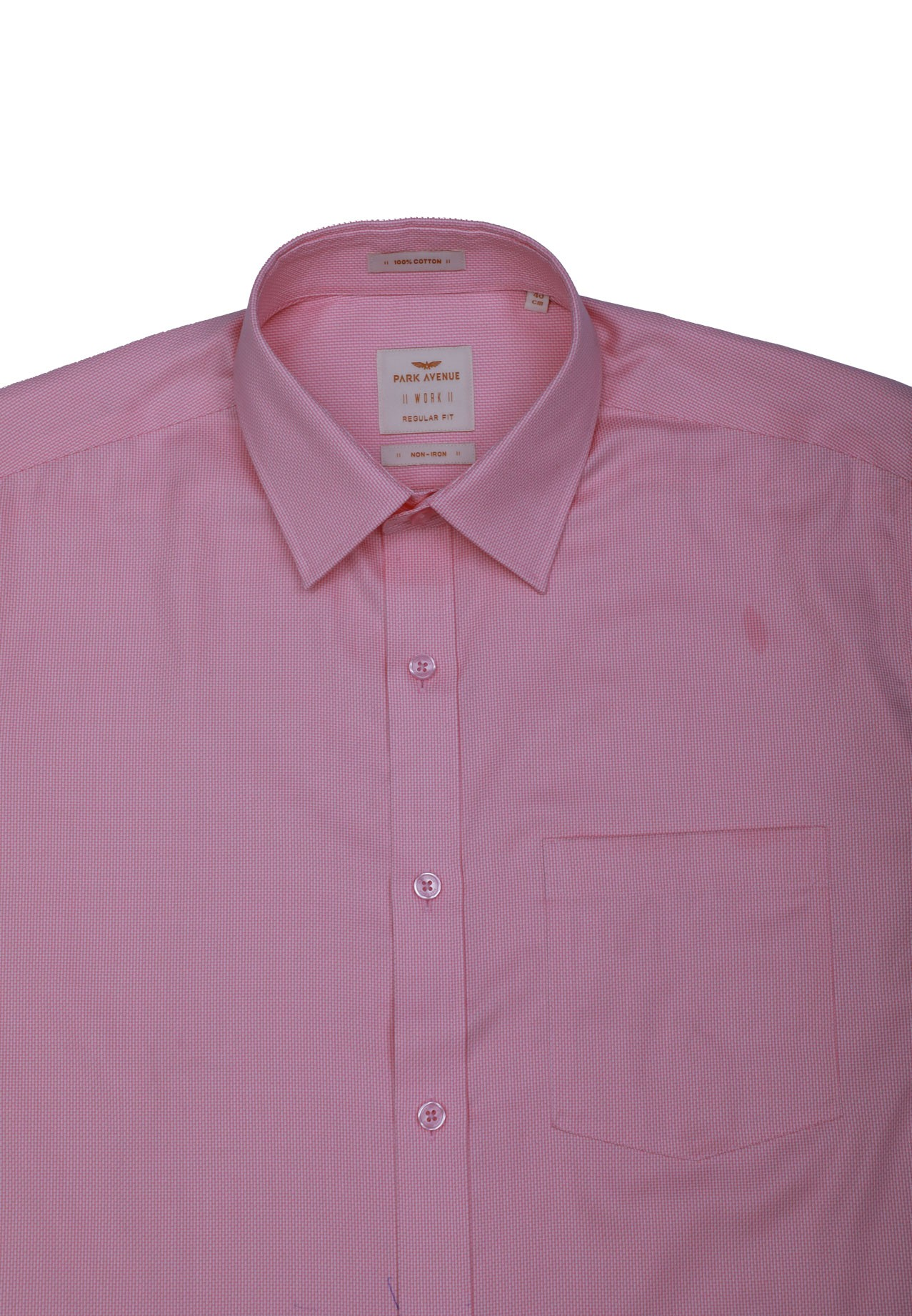 Park Avenue PMSK12169-R4 Mens Shirt