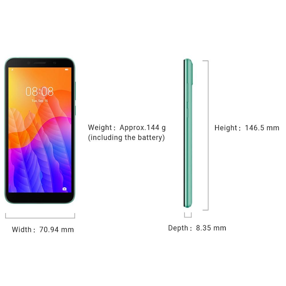 Huawei Y5p Dual Sim 2GB 32GB 4G LTE- Phantom Blue