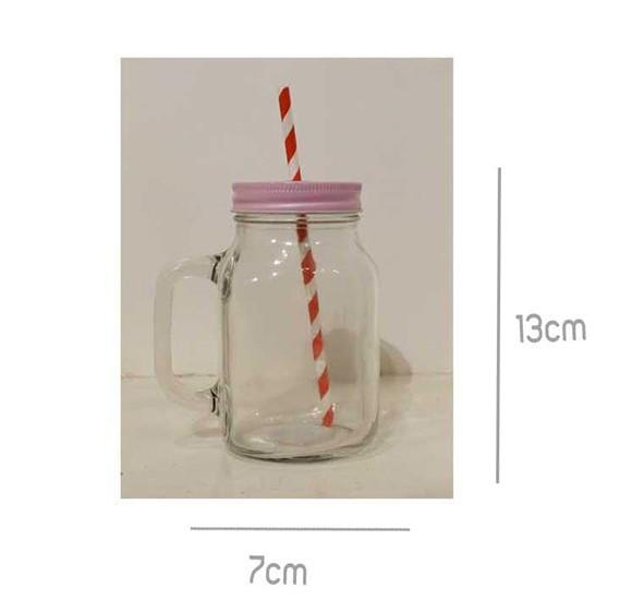 Stories Jiuxiang Juice Mug Glass With Lid  STR14251