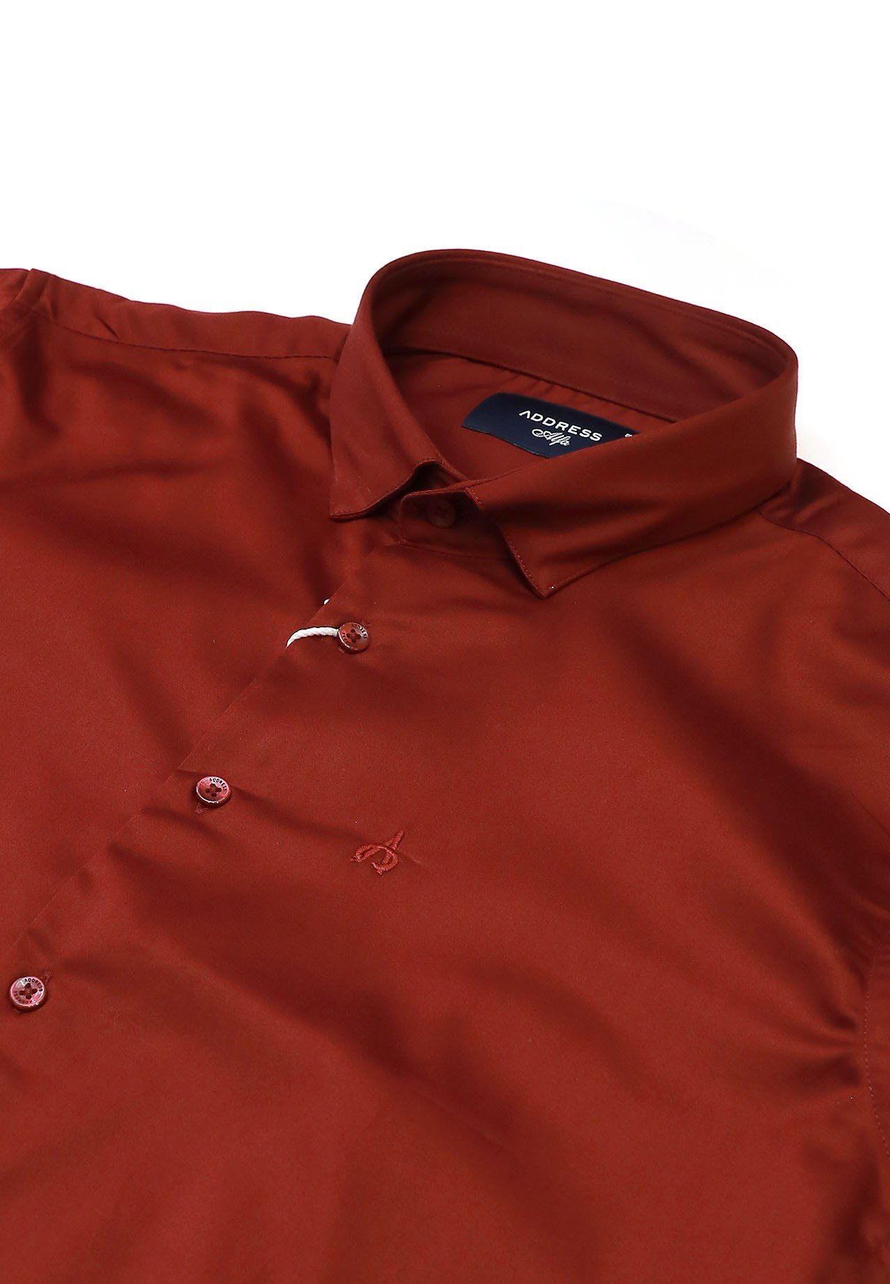 Address Formals Shirt Red, Large