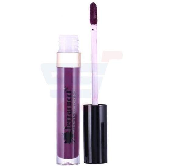 Ferrarucci Matte Lipgloss 6ml, Purple
