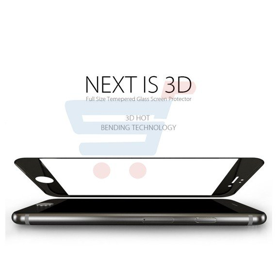 3D Curved Tempered Glass For iPhone 7 Plus