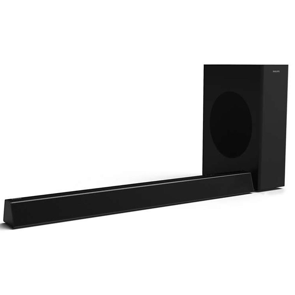 Philips 3.1 CH wireless subwoofer Soundbar Speaker, HTL3320/98