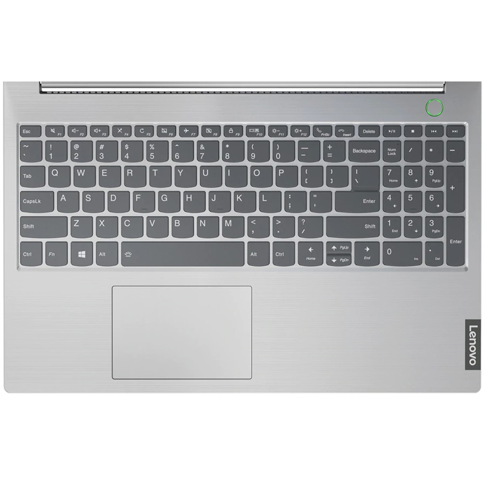 Lenovo ThinkBook 15 IIL Notebook, 15.6 Inch Full HD Display Core i5 Processor 8GB RAM 1TB HDD Storage 2GB Graphics DOS