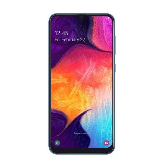 Samsung Galaxy A50 Dual Sim 4GB 128GB 4G LTE-Blue