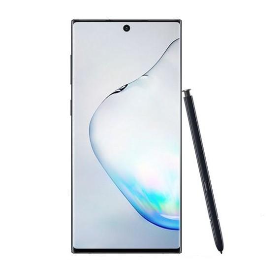Samsung Galaxy Note10 Plus Dual SIM Aura Black 256GB 12GB RAM 4G LTE