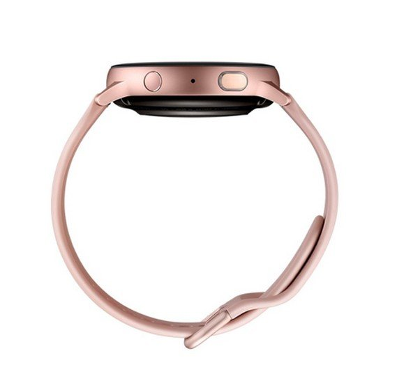 Samsung Galaxy Watch Active 2, 44mm Aluminium - Pink Gold , SM-R820