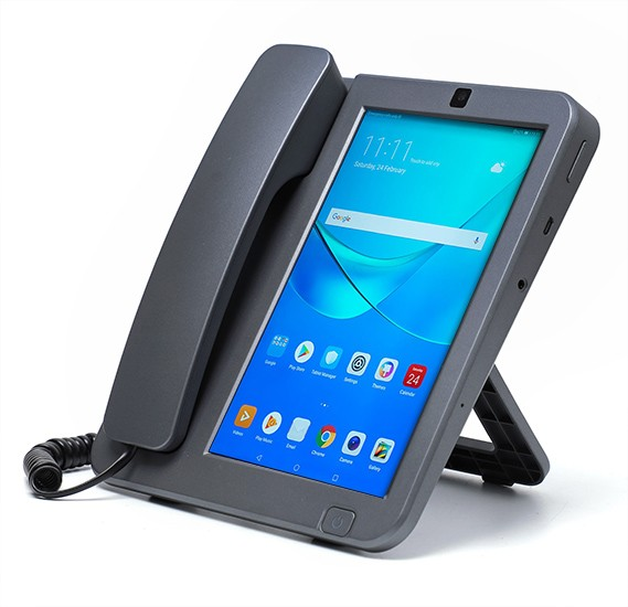 Smart  KT8001 LTE 4G Fixed Wireless Landline Android 6.0 with Tablet Cordless 4G SIM Network Glob Videophone