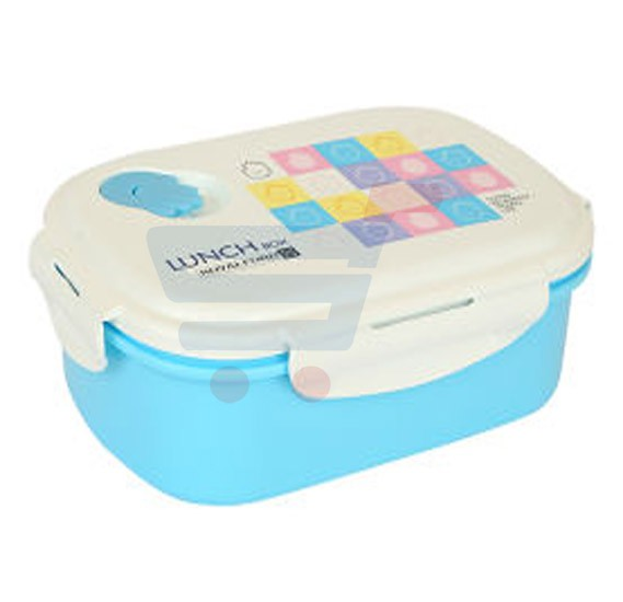 RoyalFord Lunch Box With Water Bottle - RF4396