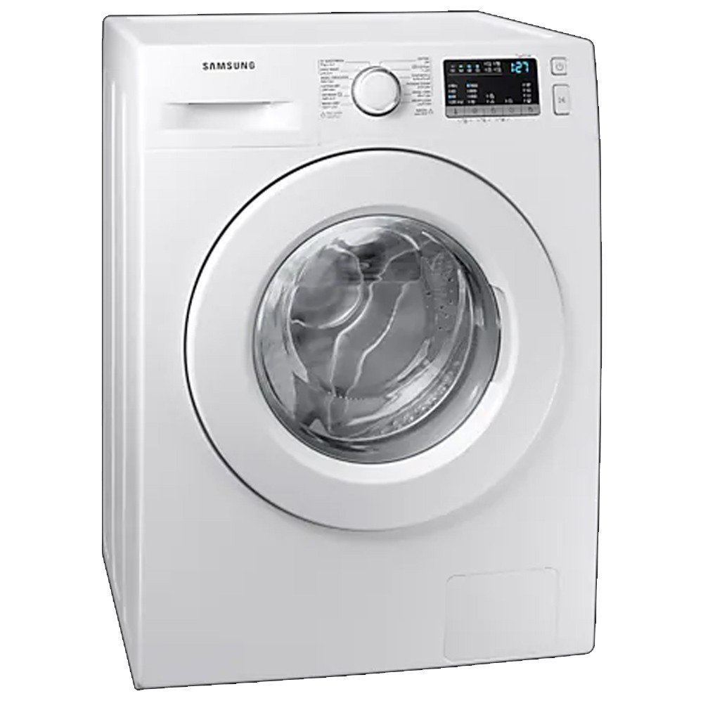 Samsung Front Load Washer & Dryer, WD80T4046EE/SG