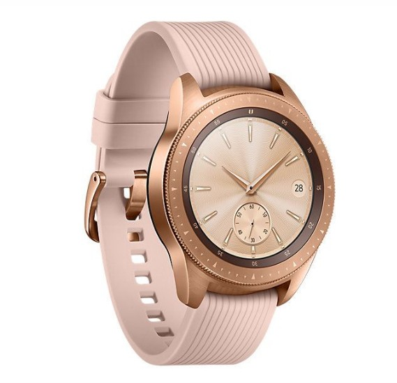 Samsung Smart watch 42mm SM-R810, Rosegold