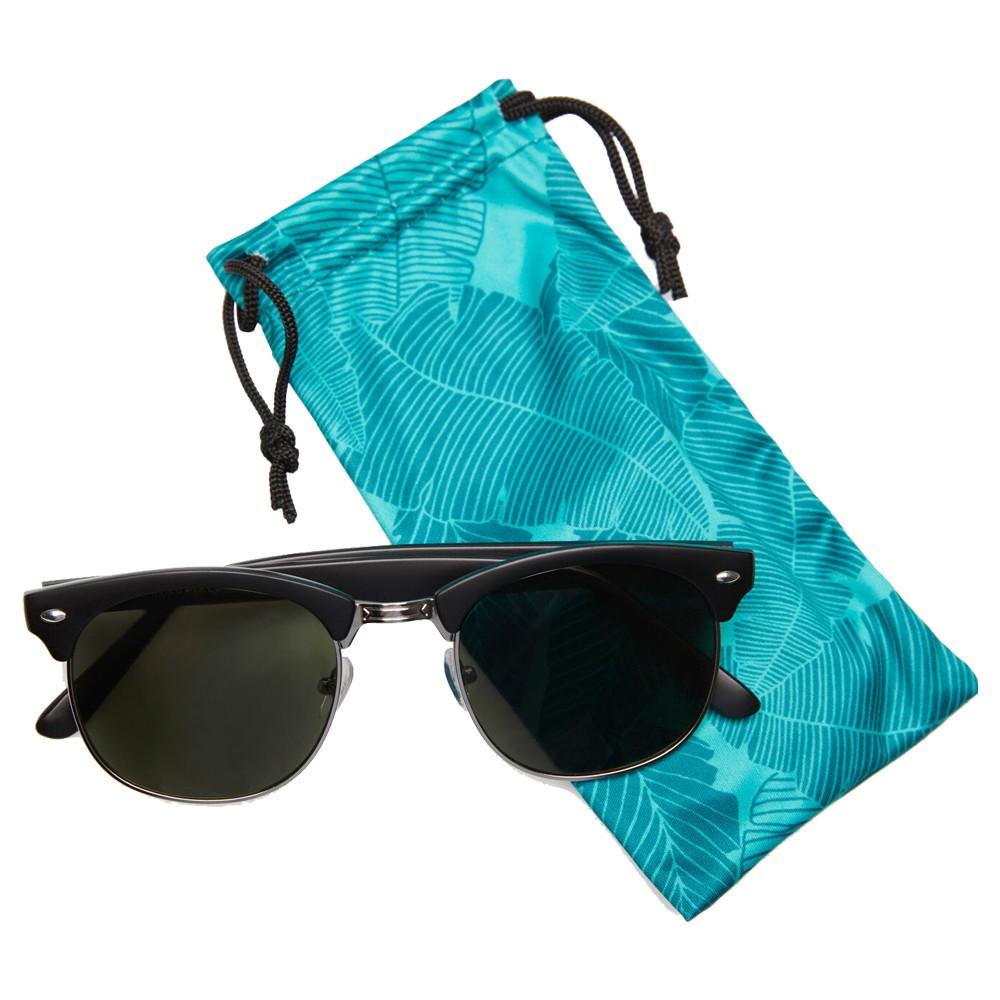 Sprinfield Sunglass  Black With Light Black Lens