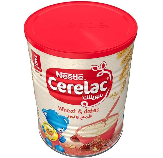 Cerelac Wheat&Dates Pieces 400gm