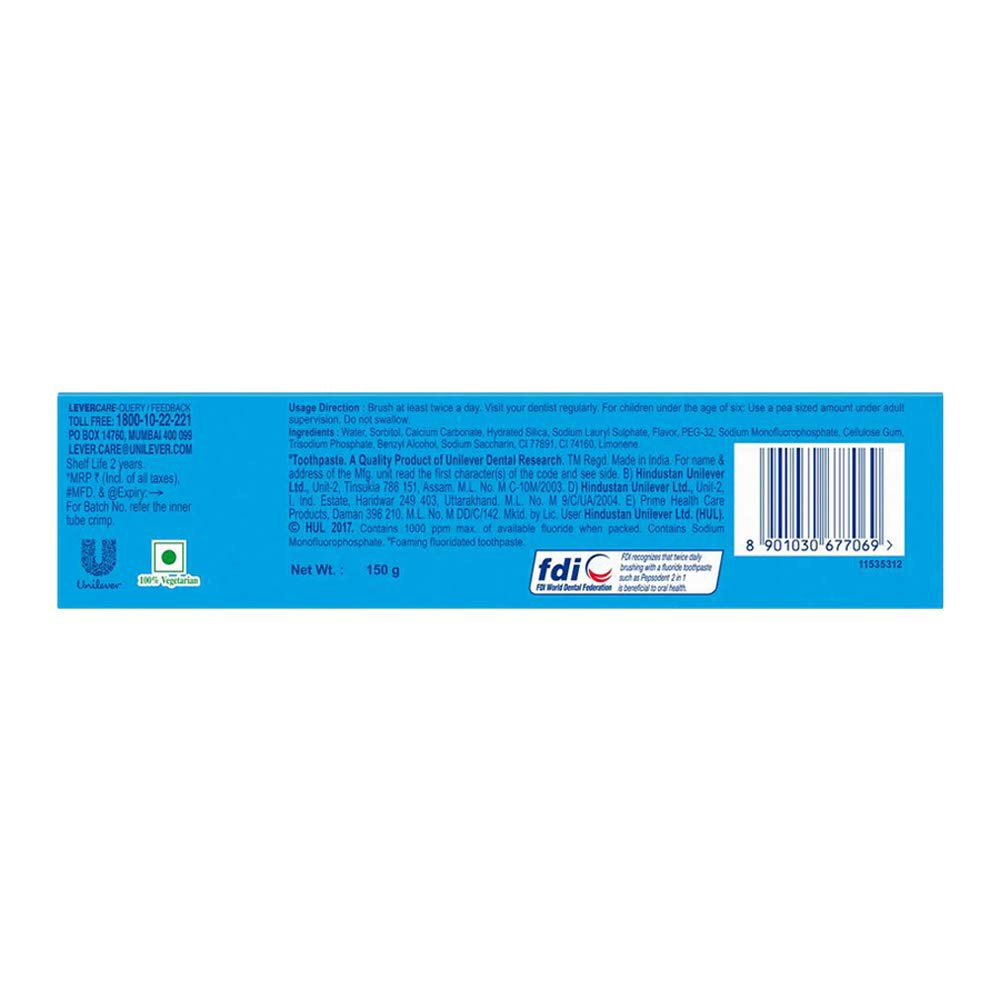 Pepsodent Toothpaste With Brush 150gm