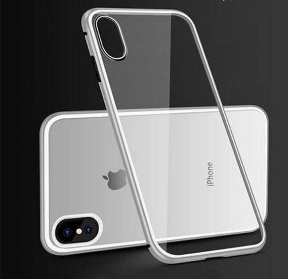 Bluemax 360 Degree Magnetic Protective Case For Iphone X
