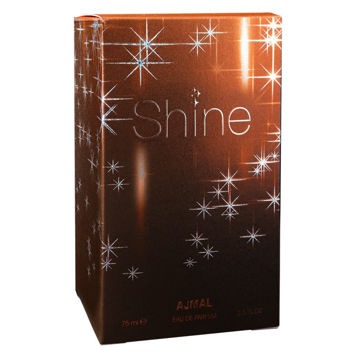 Ajmal Perfume Shine For Women,6293708009893, 75ml