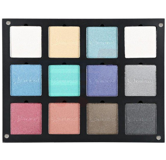 Ferrarucci Diamond Eye Shadow 54g, Multi Color