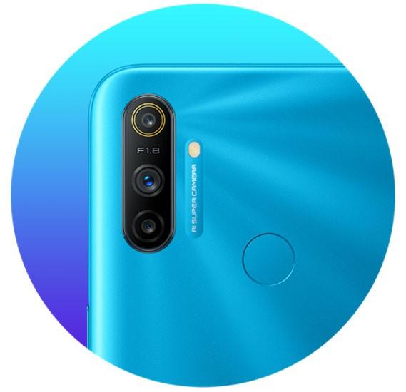 Realme C3 Dual Sim 3GB RAM 64GB Storage 4G LTE Blue