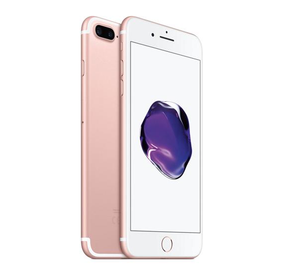 Le Iphone 7plus Smartphone Rose Gold