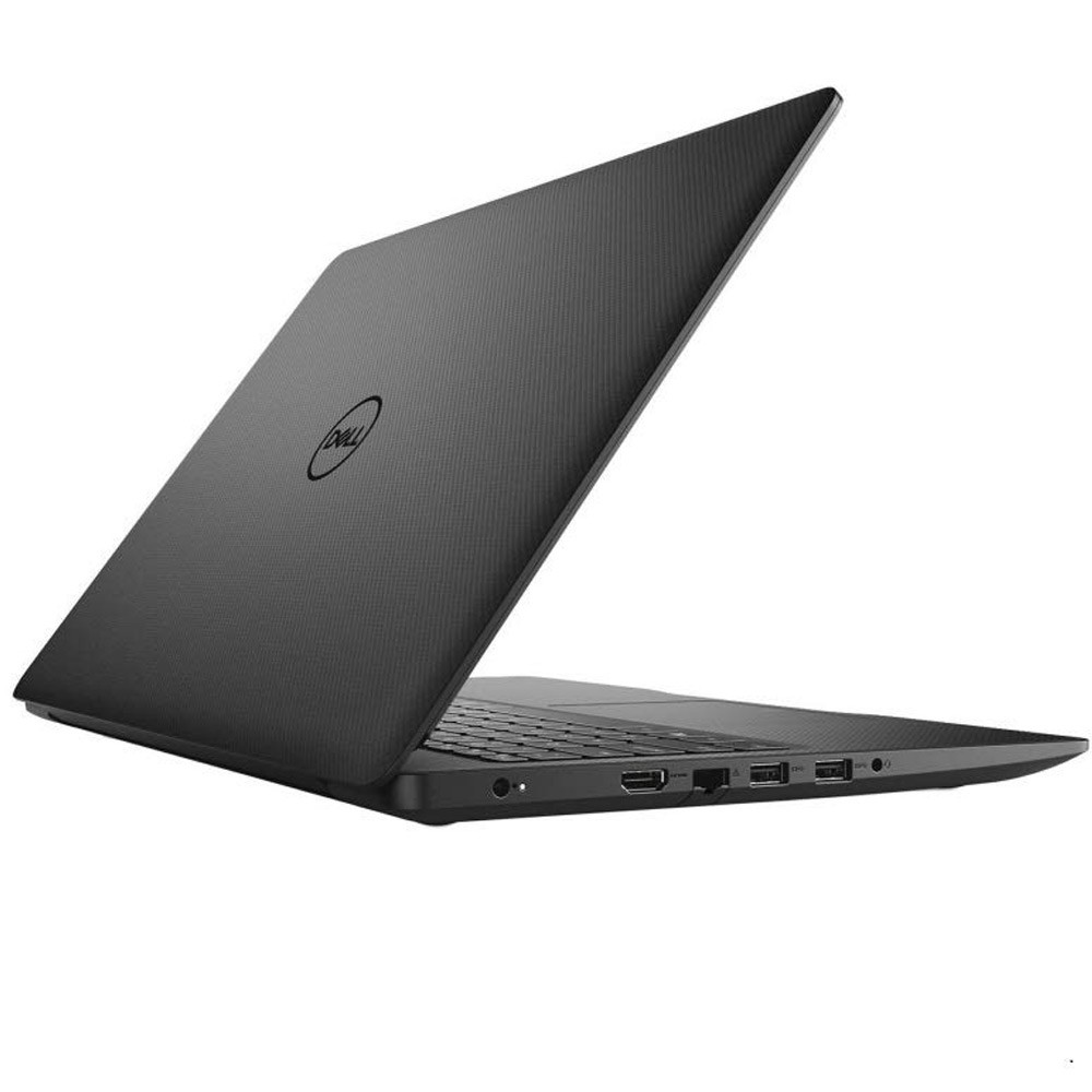 Dell Inspiron 3593 15.6-inch Laptop 10th Gen Core i5-1035G1/4GB/1TB HDD/Window 10 + Microsoft Office/Integrated Graphics, Black
