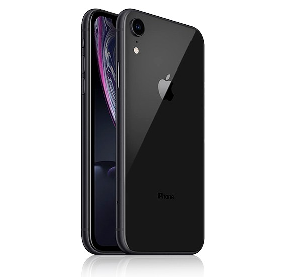 Apple iPhone XR  128GB  3GB RAM  4G LTE with faceTime - Black