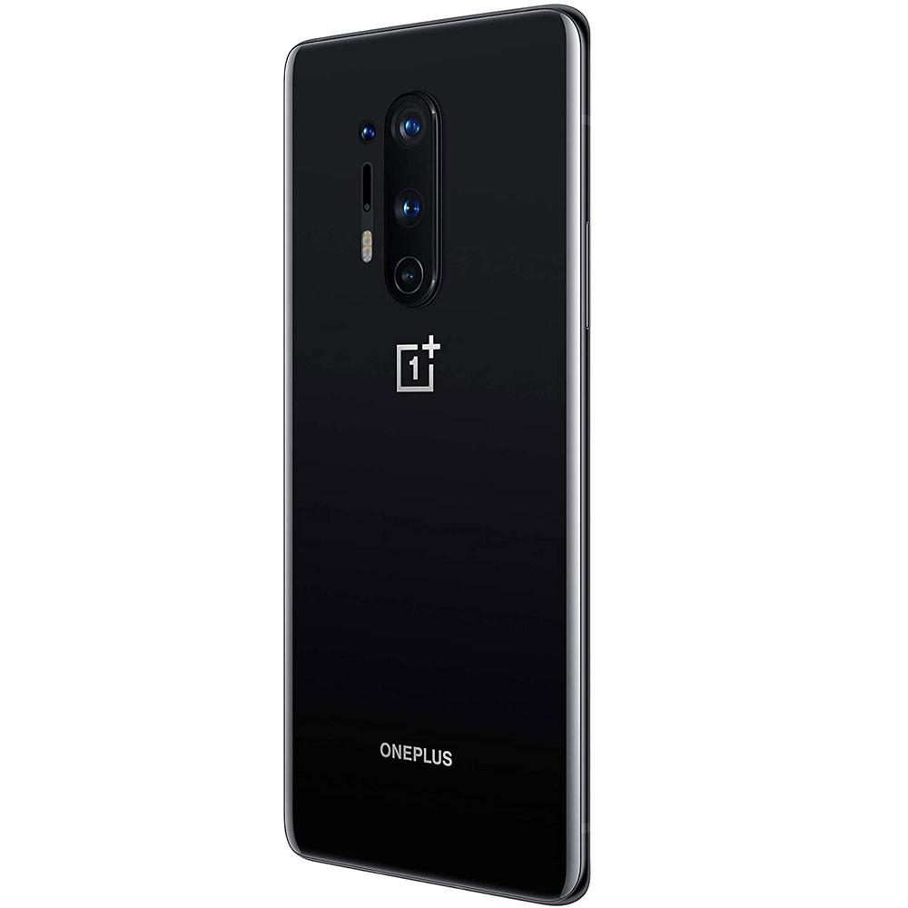 OnePlus 8 Pro Dual Sim 8GB RAM 128GB 5G- Onyx Black