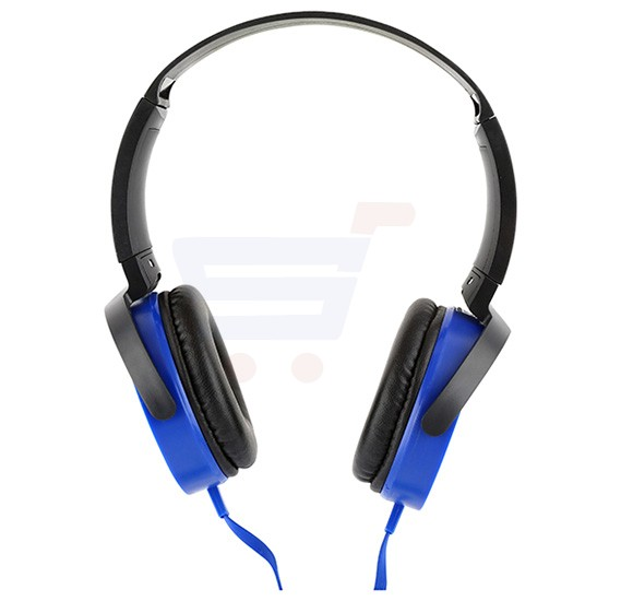 Fashionable AC-1 Extra Bass Multi-Color  Fordable Bluetooth Headset Stereo With Mic Support Hands-free