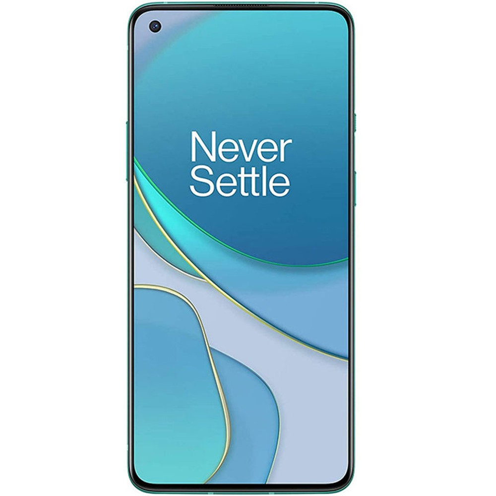 OnePlus 8T Dual Sim, 8GB RAM 128GB, 5G, Aquamarine Blue