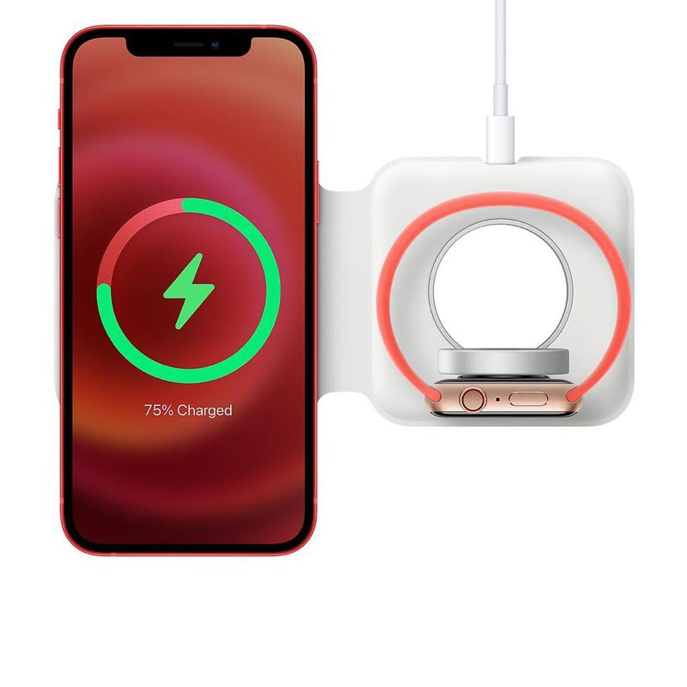 Duo MagSafe Magnet 3 in 1 Wireless Charger For All Apple Devices