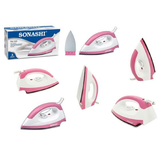 Sonashi Dry Iron Pink, SDI-6007