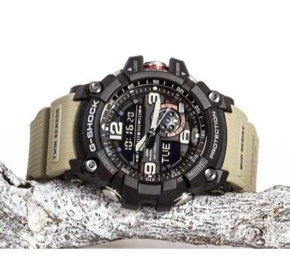 Casio Mens Mudmaster Watch - GG-1000-1A5DR