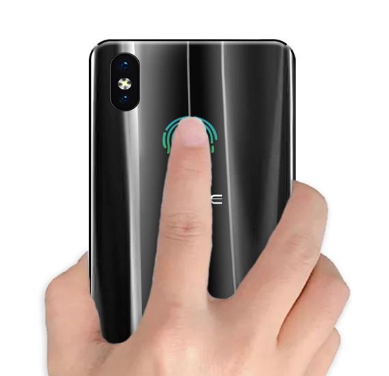 Oale P3 5.45 inches 4GB LTE Smart Phone 2GB RAM 16GB Storage, Black